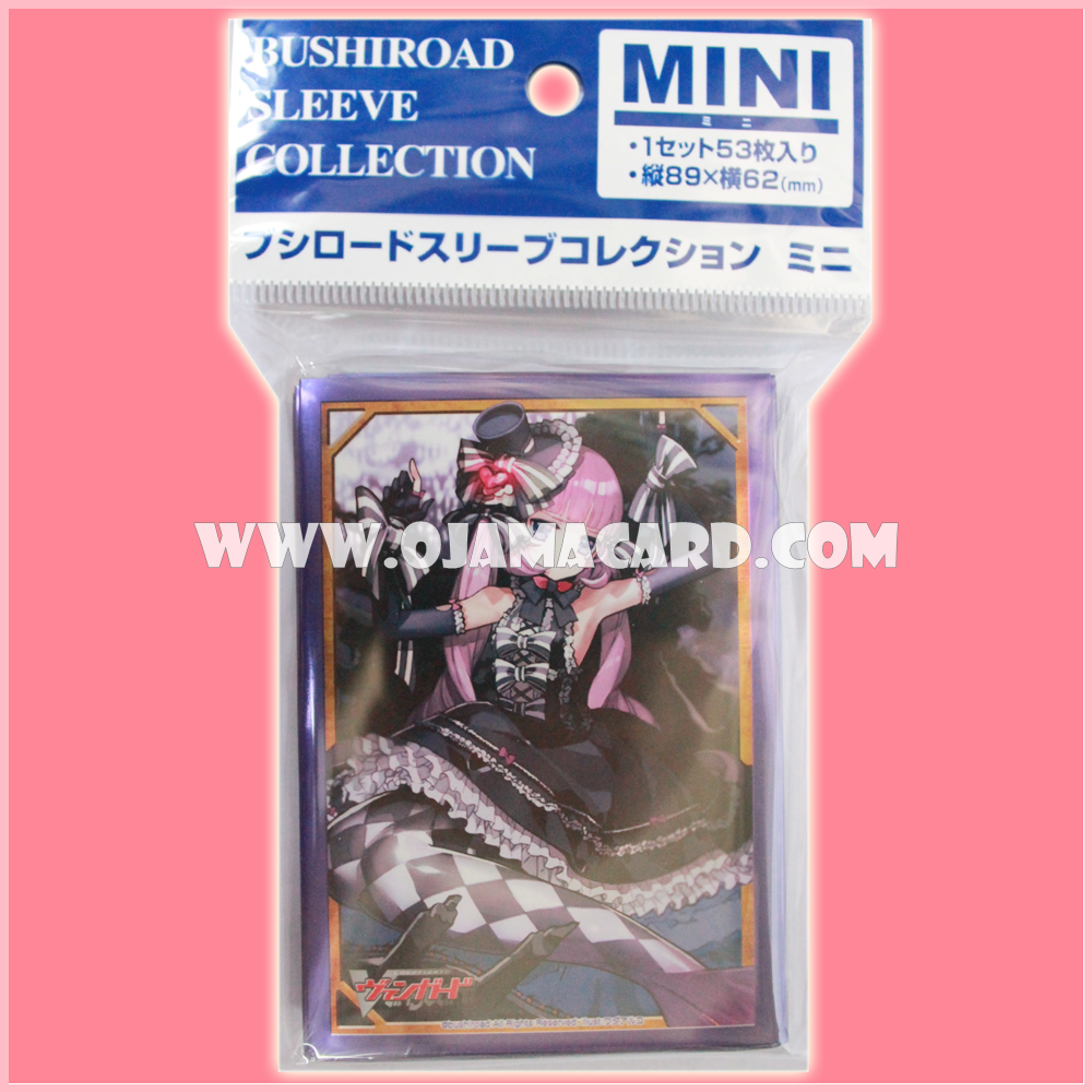 Bushiroad Sleeve Collection Mini Vol.120 : PR&#x2665ISM-Duo, Aria (Black Version) x53