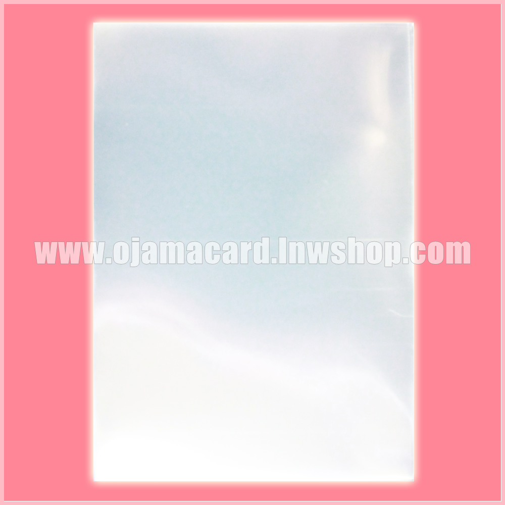 Premium Small Size Card Protector / Sleeve - Clear 200g. (~400ct.)
