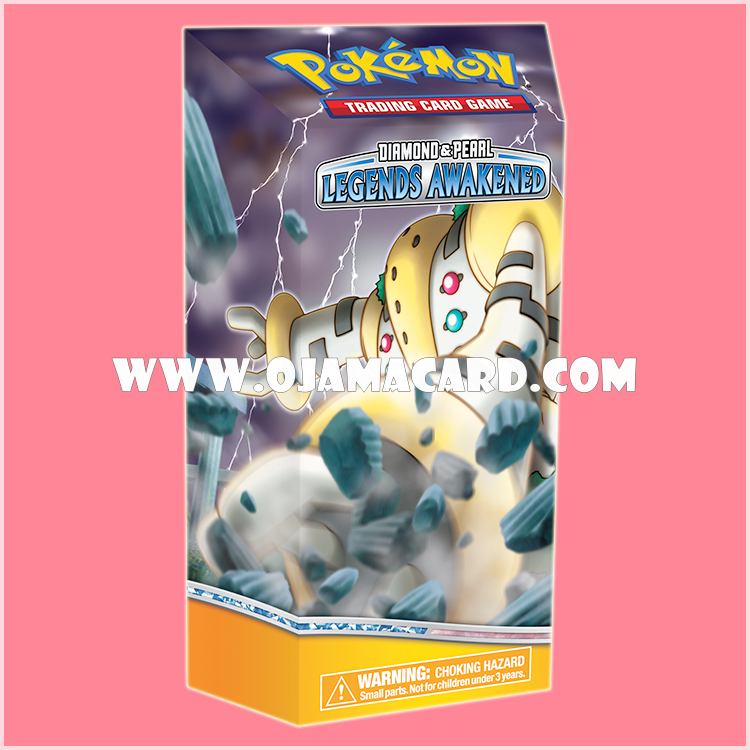 Pokémon TCG Diamond & Pearl—Legends Awakened : Bombardment Theme Deck