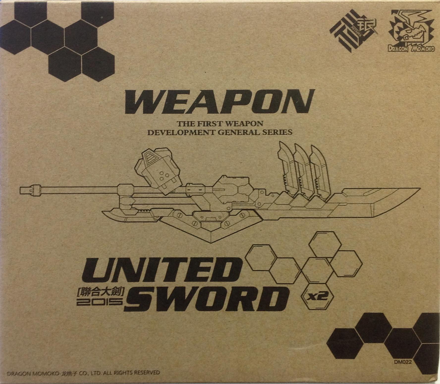 United Sword [Momoko]