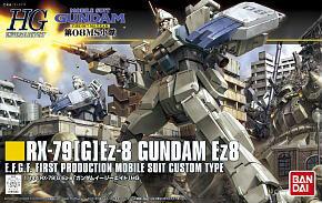 RX-79[G]Ez-8 Gundam Ez8 (HGUC)