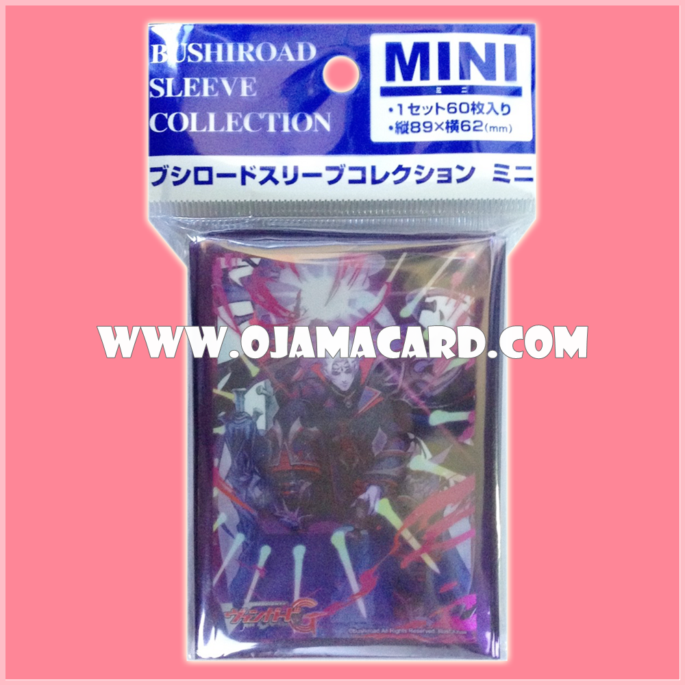 Bushiroad Collection Mini Sleeve Protector Vol.148 : One Who is Abhorrent, Gilles de Rais x60