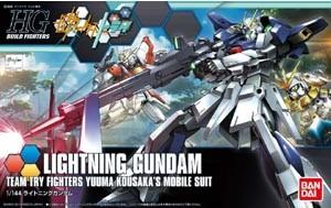 HGBF 1/144 Lightning Gundam