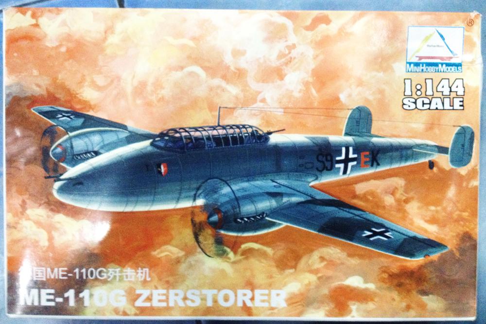1/144 ME-110G ZERSTORER