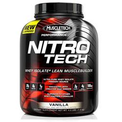 NitroTech Performance Series 4lb