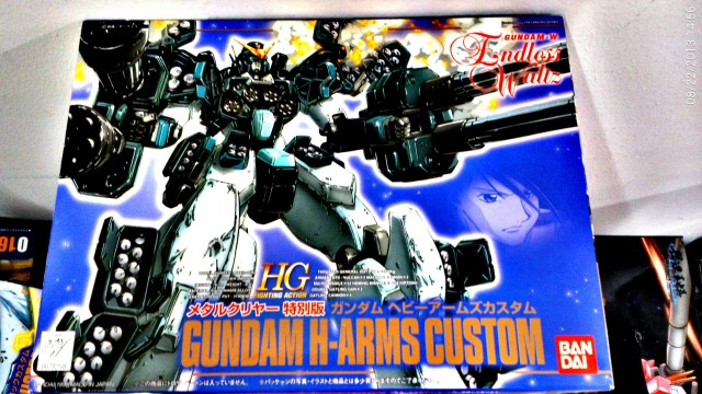 H-Arms Custom limited Ver.