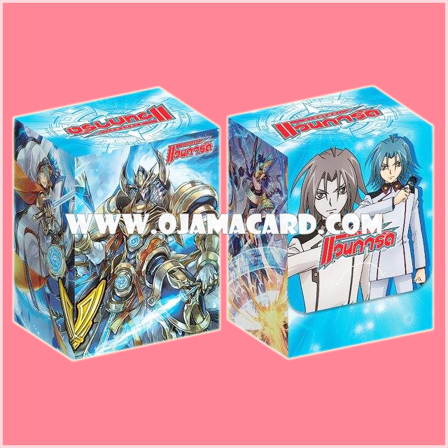 VG Fighter's Deck Holder Collection Vol.14 : Olivier Gaillard & Bluish Flame Liberator, Prominence Core 98%