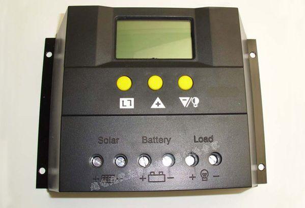 โซล่า ชาร์จเจอร์ ( Solar Charger ) 50A 12V/24V Auto ( CM5024Z )