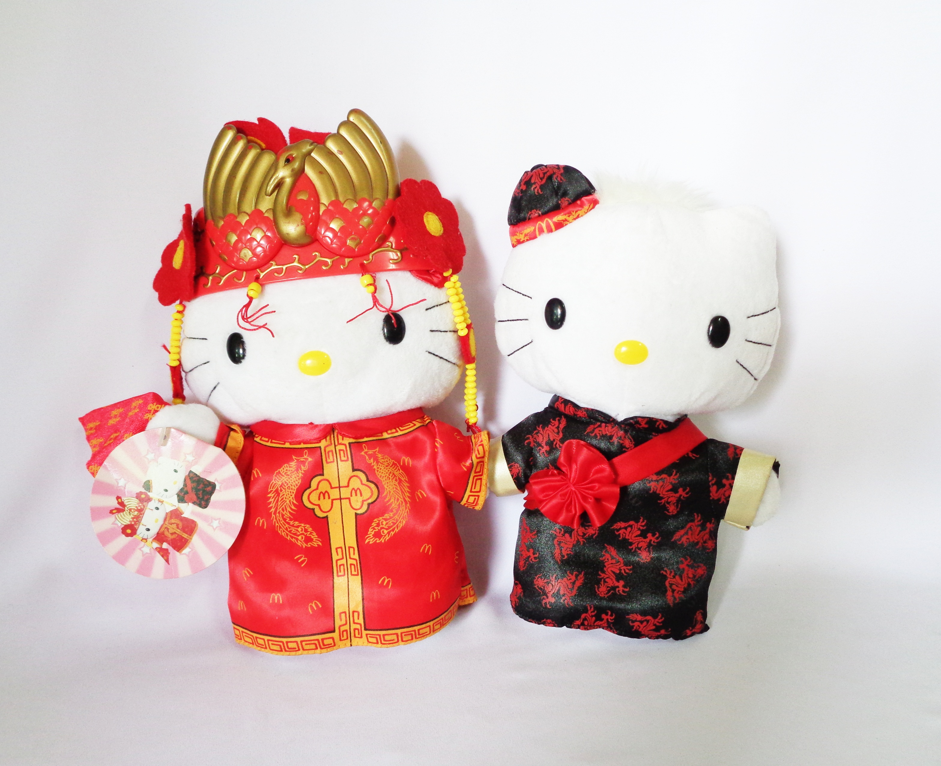 ตู๊กตา Hello Kitty & Dear Daniel - Chinese Wedding