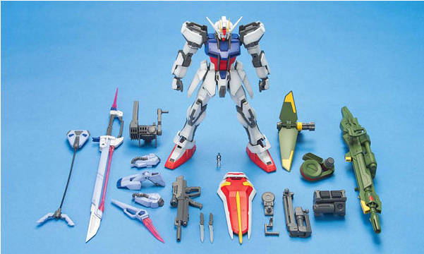 MG Strike Sword & Launcher [Daban]