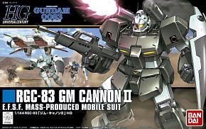 RGC-83 GM Cannon II (HGUC)