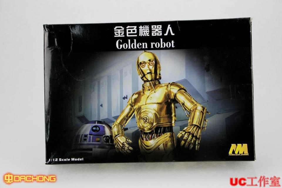 Golden Robot [NM]