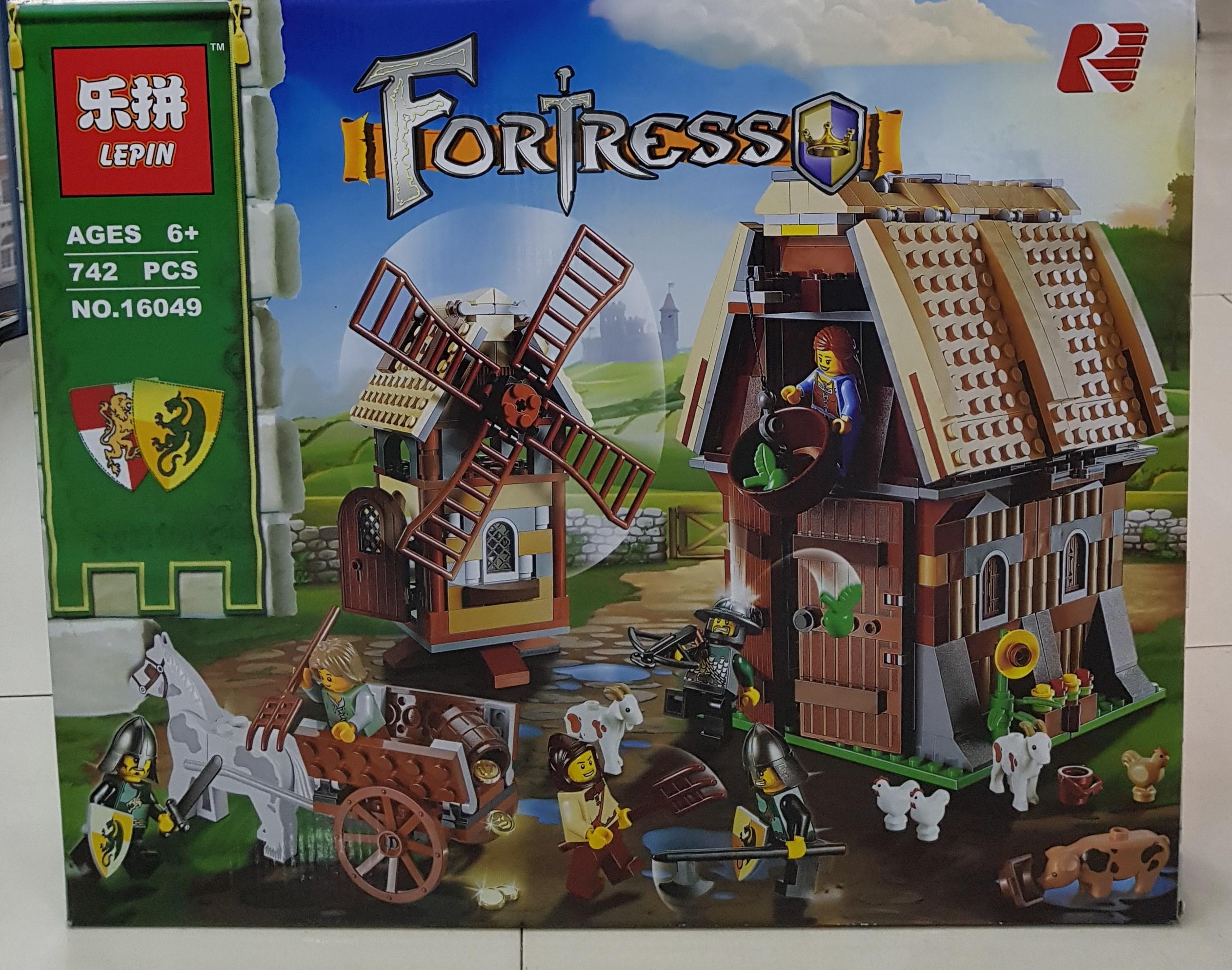 LEPIN FORTRESS 16049 (742ชิ้น)