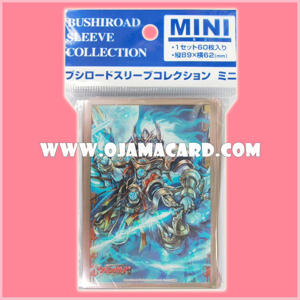 Bushiroad Sleeve Collection Mini Vol.126 : Bluish Flame Liberator, Prominence Core x60