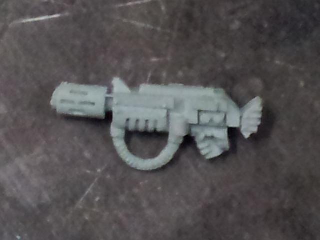 melta gun*