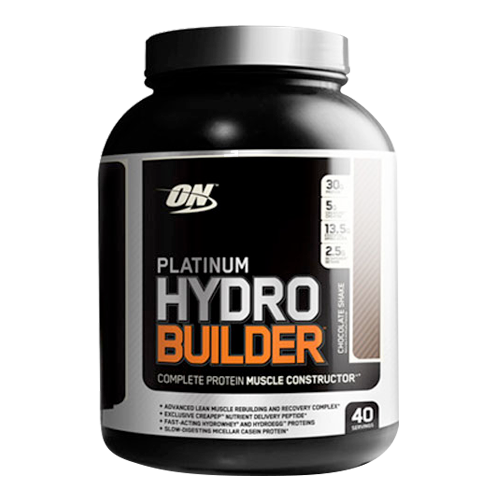 OPTIMUM NUTRITION HYDROBUILDER 40 SERVING