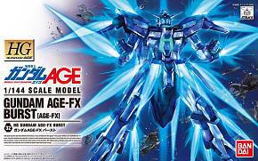 Gundam AGE-FX Burst (HG)