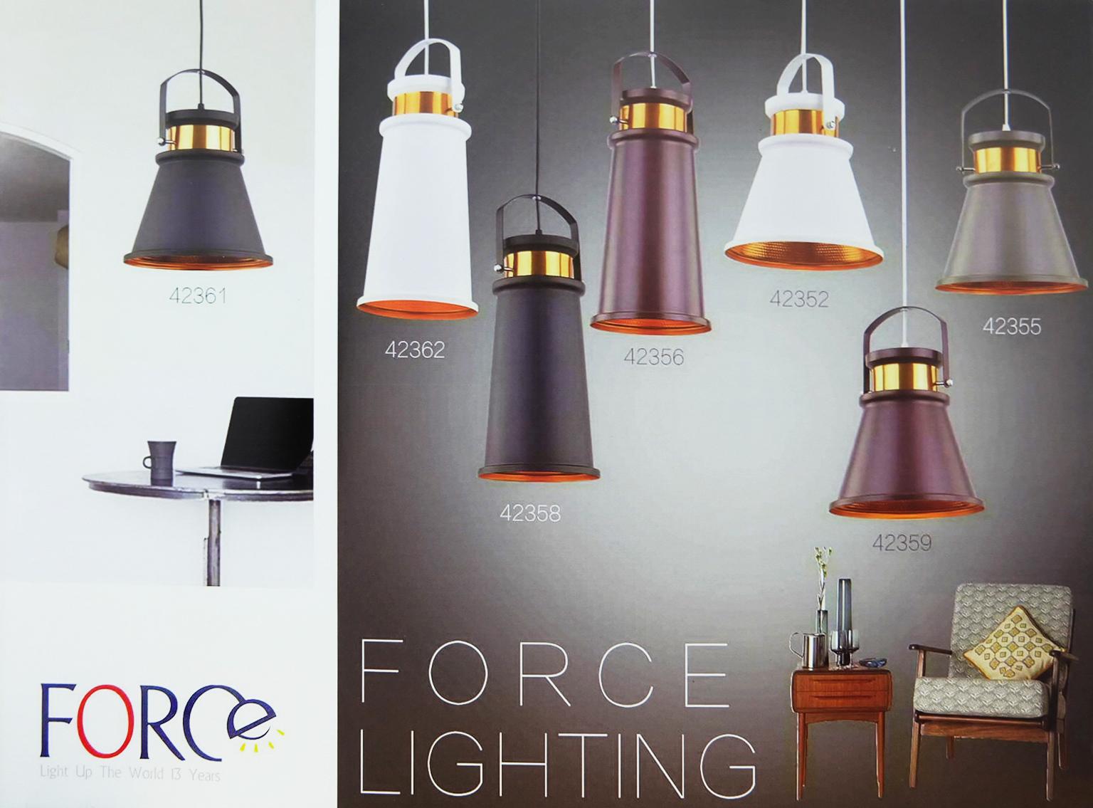 Modern Lamps Set-51
