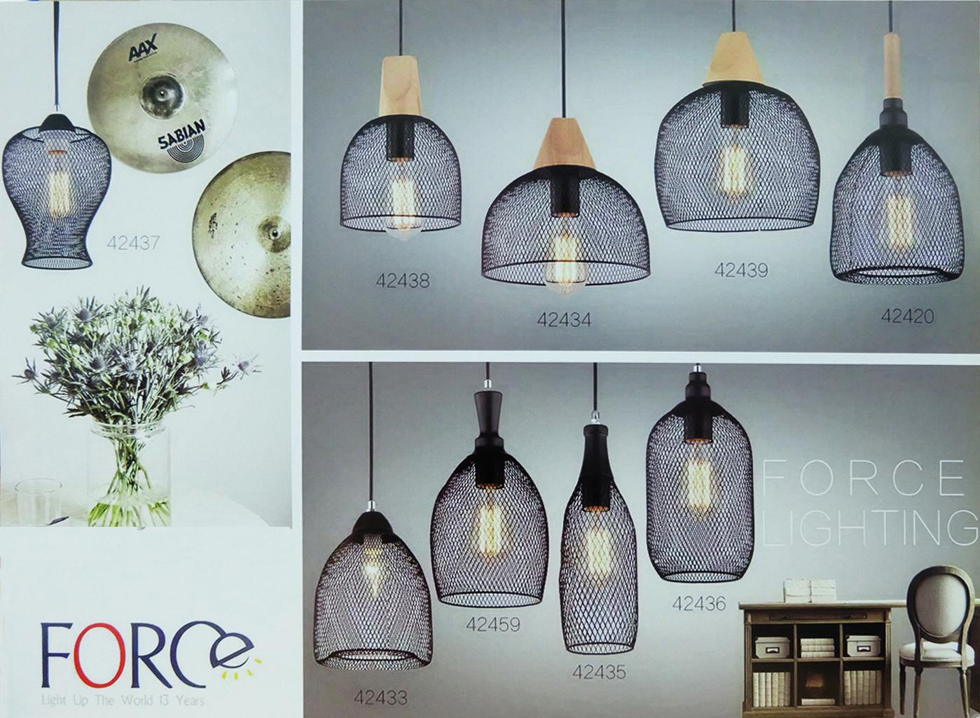 Modern Lamps Set-25