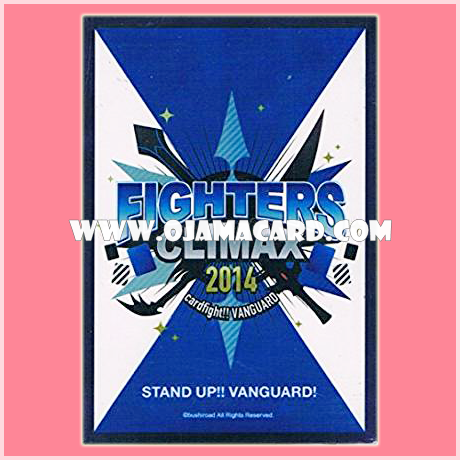 VG Sleeve Tournament Edition : Fighters Climax 2014 60ct.