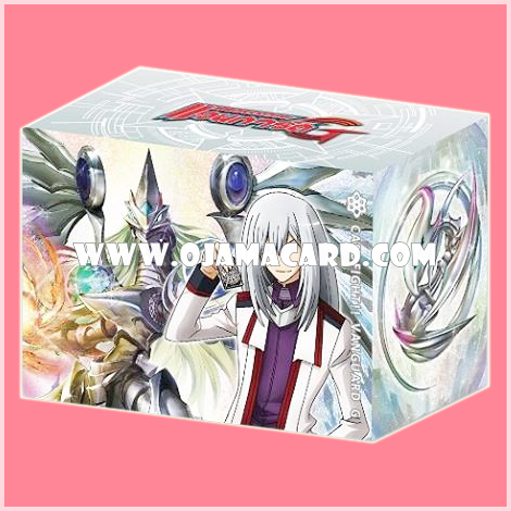 VG Fighter's Clear Deck Holder Collection Vol.11 - Kouji Ibuki & Alter Ego Messiah - No Promo