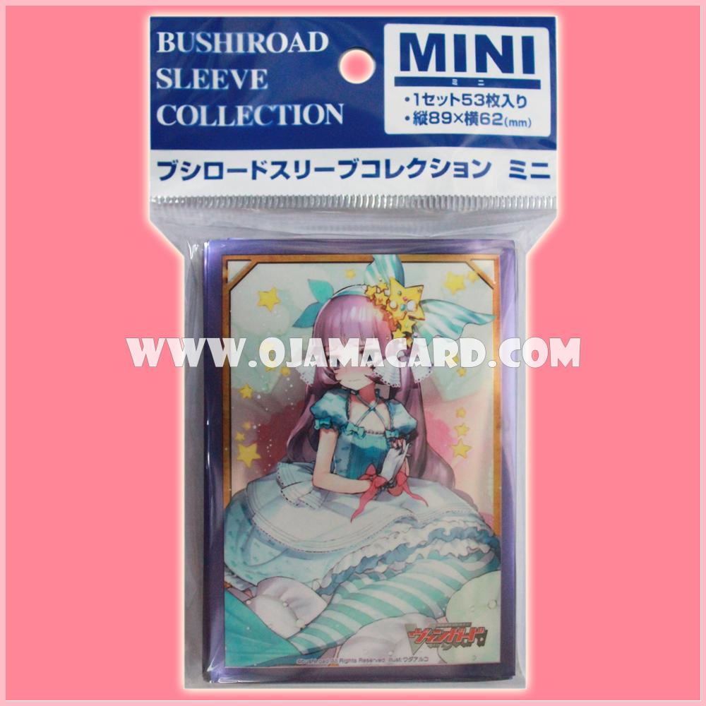 Bushiroad Sleeve Collection Mini Vol.121 : PR&#x2665ISM-Duo, Aria (White version) x53