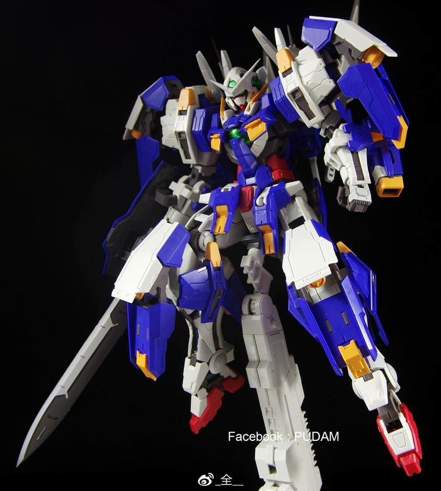 MG 1/100 Avalanche Exia [Hobby Star]