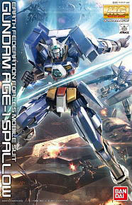 Gundam AGE-1 Spallow (MG)