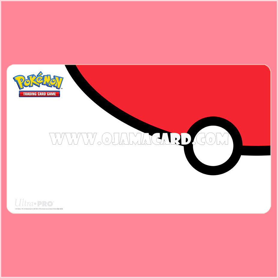 Ultra•Pro Pokémon Poké Ball Playmat