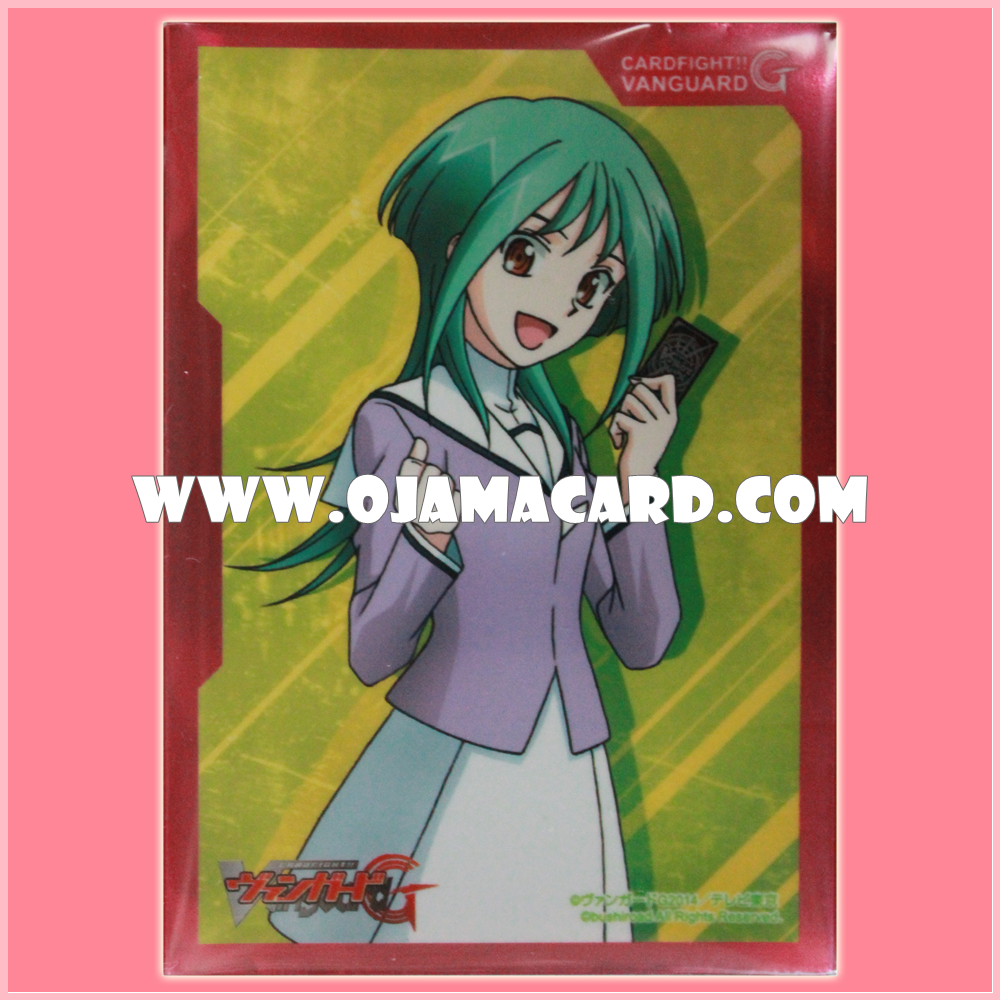 G Starter Set : Flower Maiden of Purity (VG-G-TD03+) - Deck Protector / Sleeve 52ct. 90%