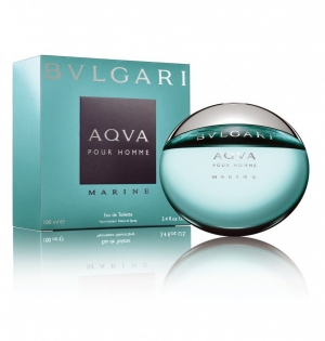 น้ำหอม Bvlgari Aqva Marine for Men EDT 100 ml