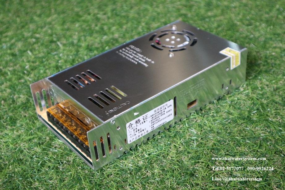 หม้อแปลงไฟฟ้า 220VAC 24VDC 25A