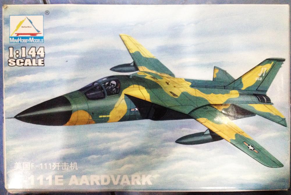 1/144 F-111E AARDVARK