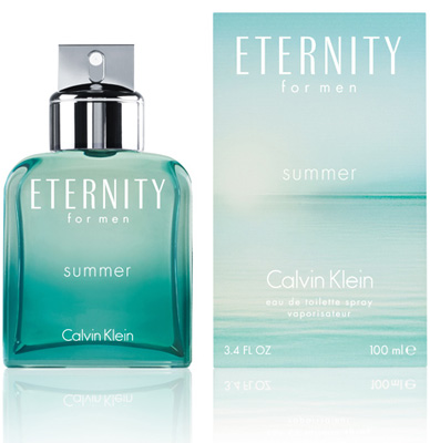 น้ำหอม CK Eternity Summer 2012 for Men EDT 100ml
