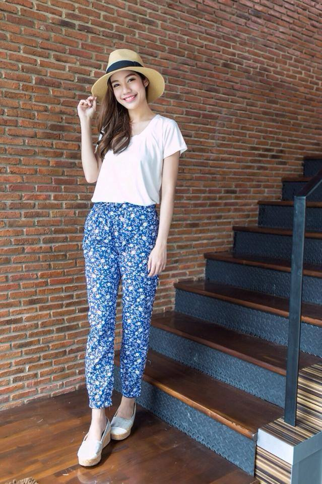 Mos Campion Blue Jeans Pants