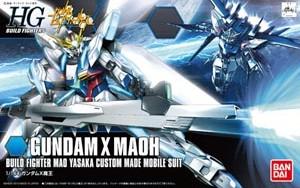 HGBF 1/144 Gundam X Maoh