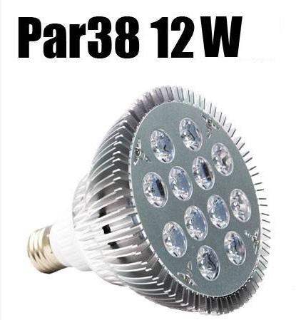 LED Par 38 E27 12W