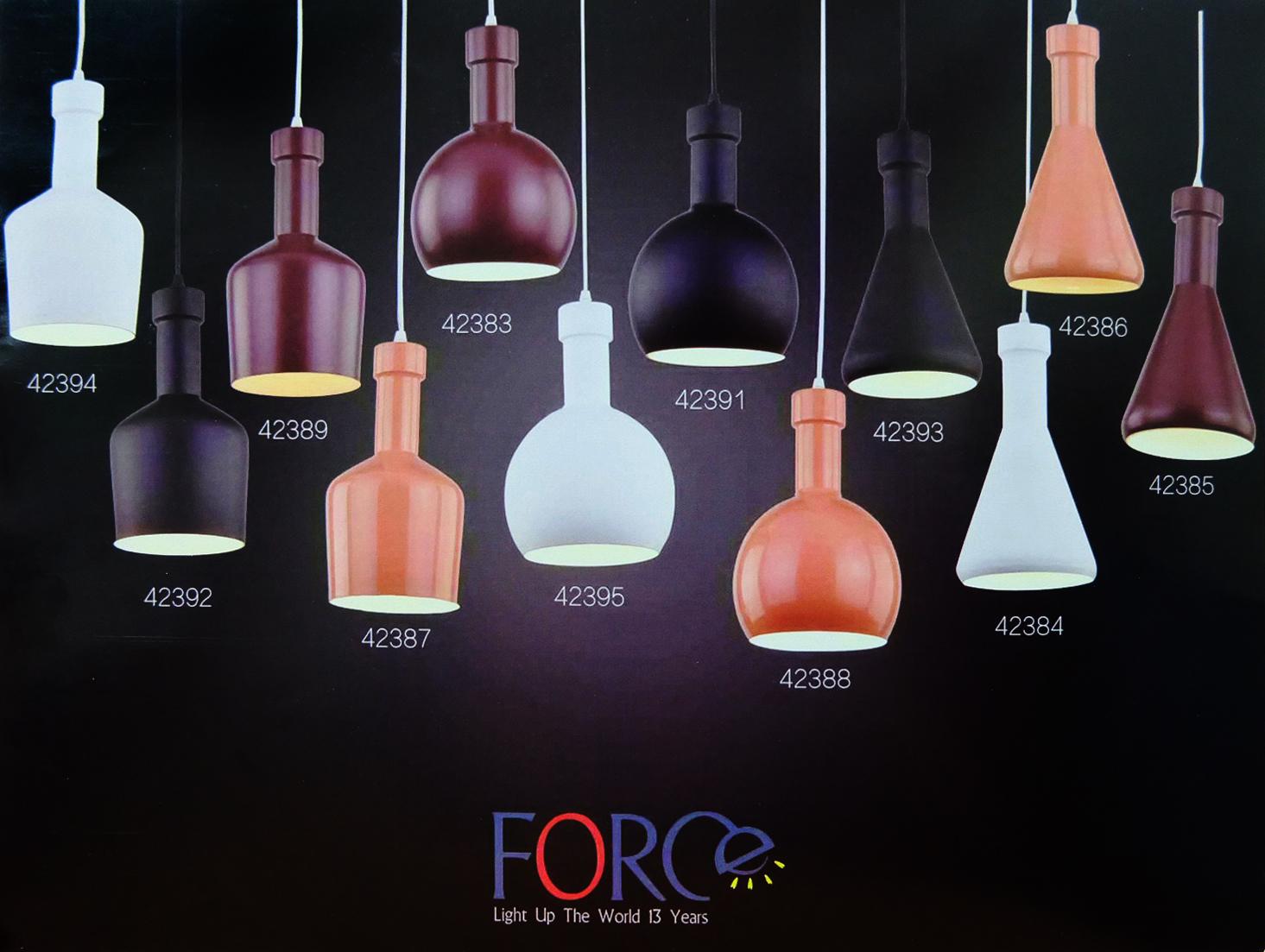Modern Lamps Set-2