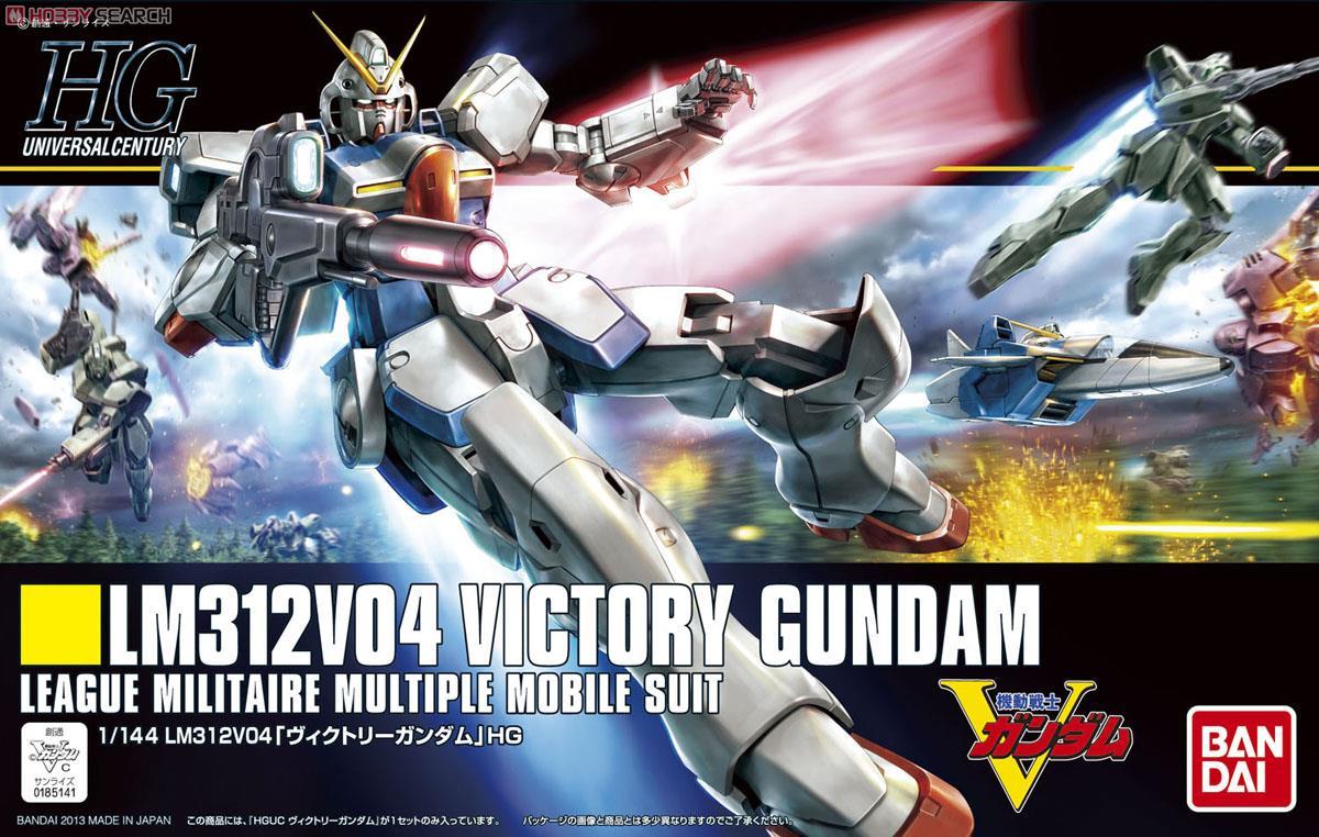 LM312V04 Victory Gundam (HGUC)
