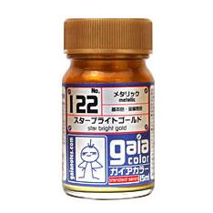 122 Star Bright Gold [Gaia Color]
