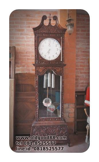 นาฬิกาตั้งพื้นแกะลายmoathe รหัส27461mh