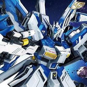 MG (G001) 1/100 RX-93-V2 Hi-V Gundam / Hi-V E-V-O