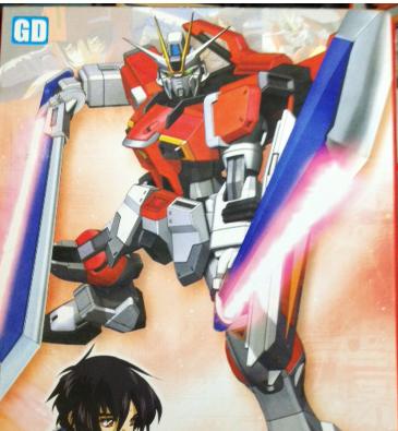 HG SEED 1/100 Sword Impulse Gundam