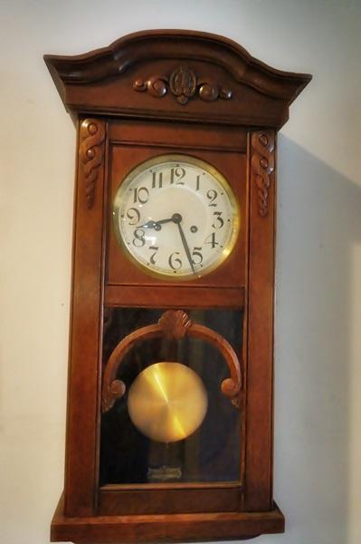 นาฬิกา2ลานเยอรมัน รหัส281057wc3