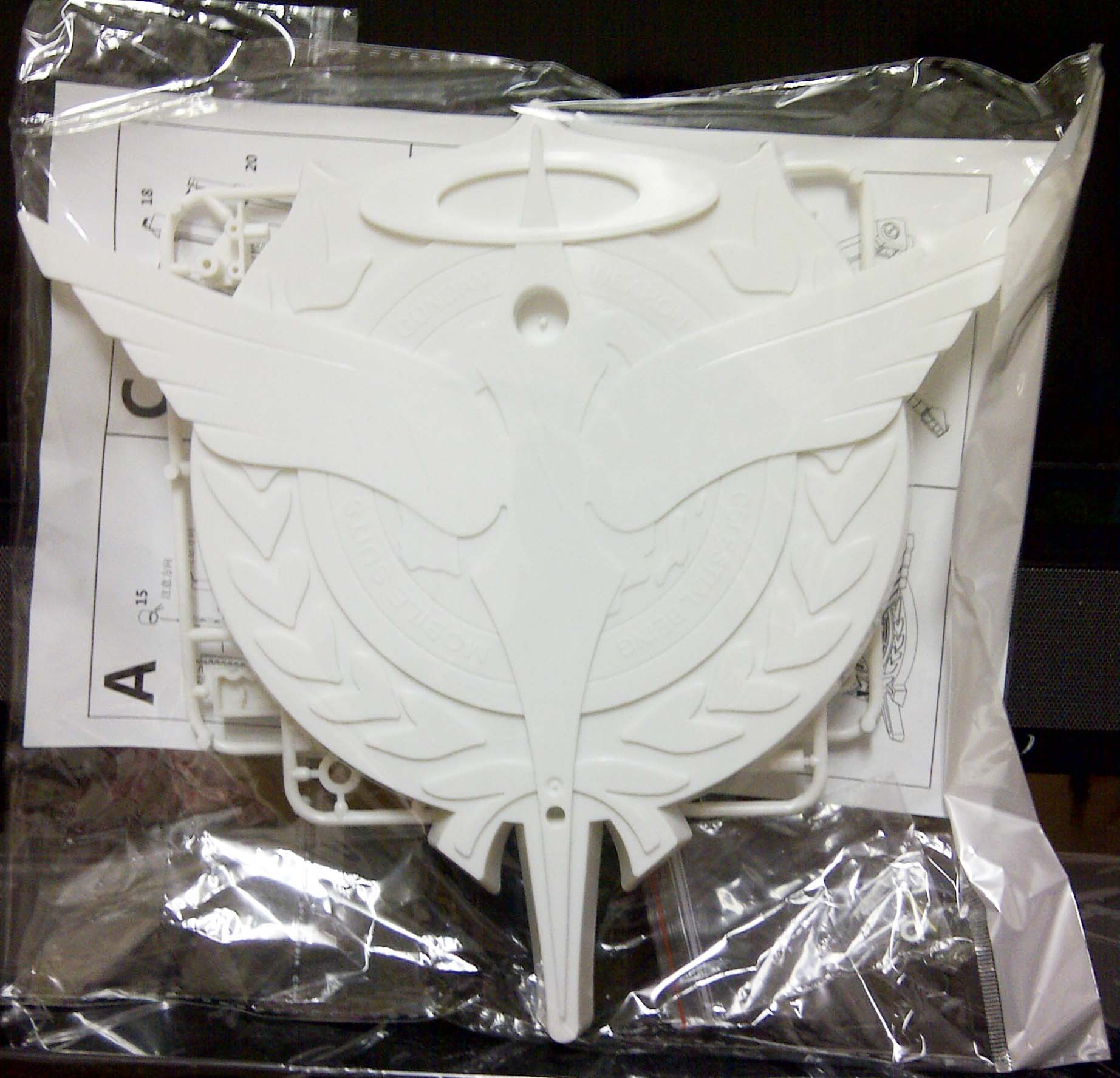 1/100 Action Base Celestial Being Ver.
