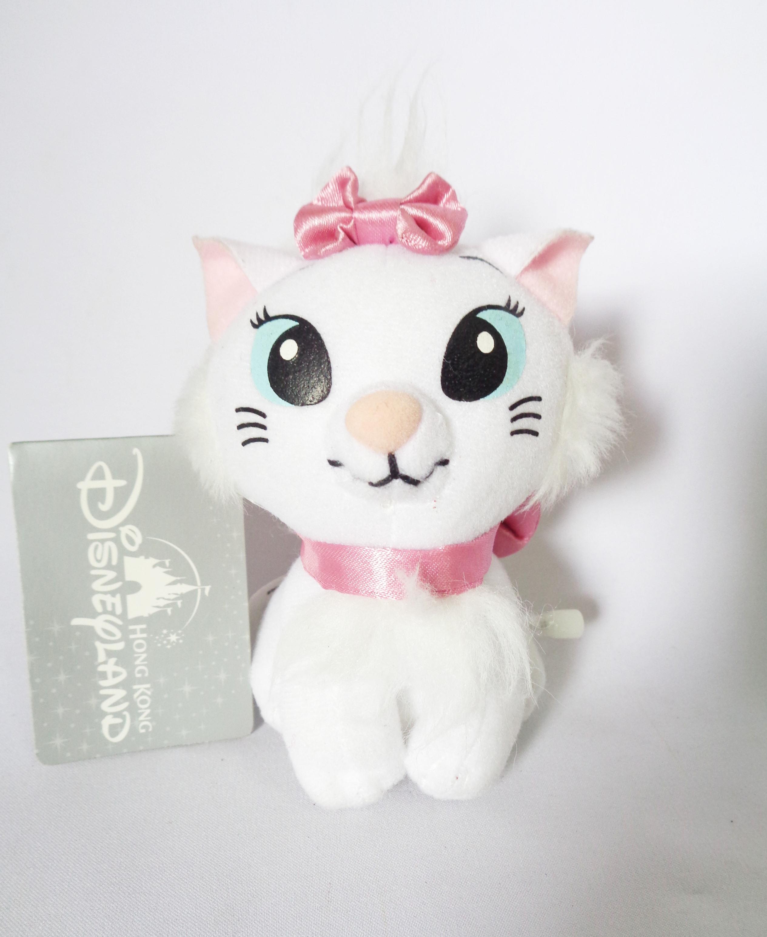 ตุ๊กตาแมว Marie ไขลาน