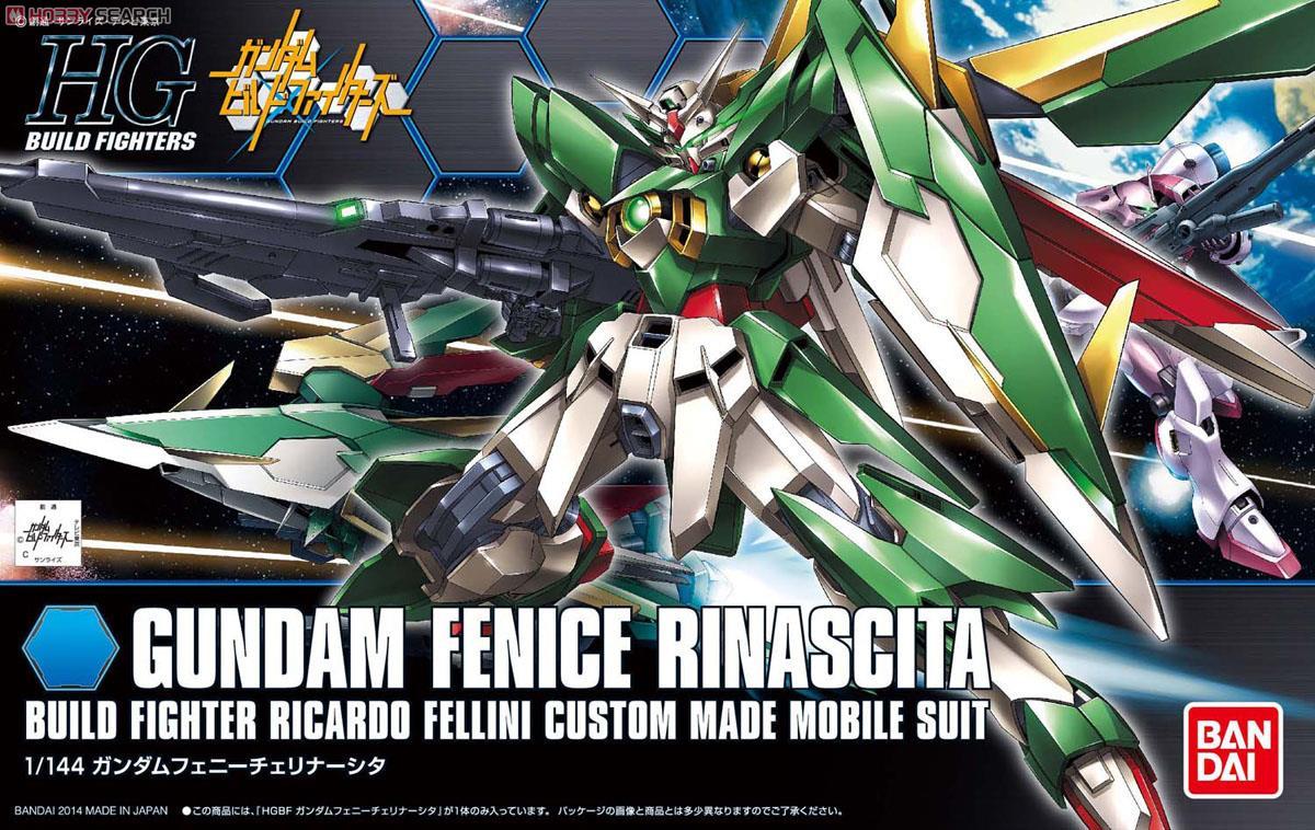 Gundam Fenice Rinascita (HGBF)