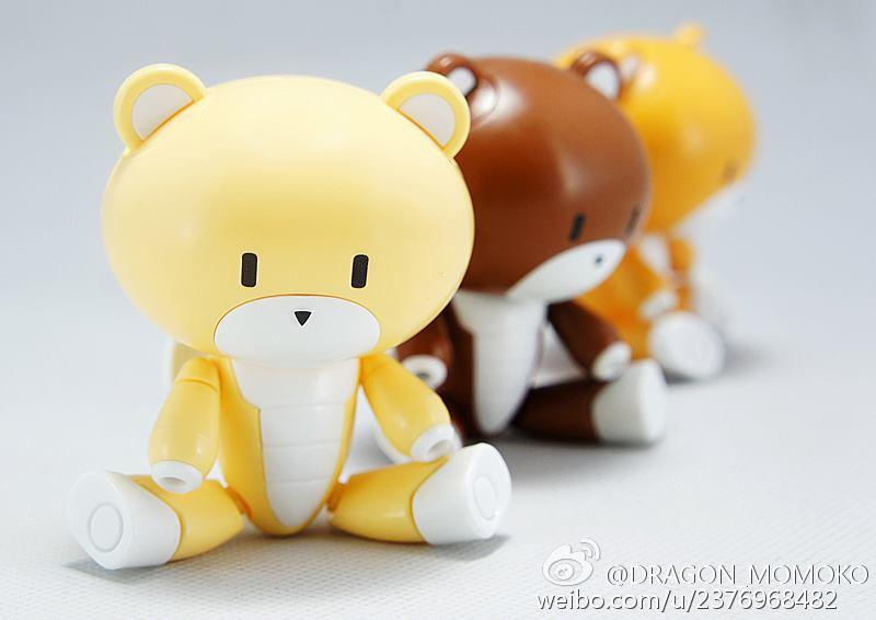 HG 1/144 Baby Bear [Momoko] Set2