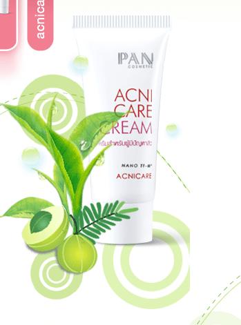 PAN acnicare cream 10 g