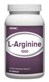 GNC L-Arginine 1000 จีเอ็นซี แอล อาร์จินีน 1000มก. 90 Capsules Code: 238913 เลขทะเบียน อย. 10-3-02940-1-0218
